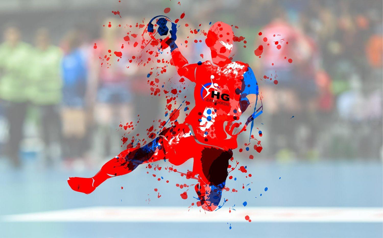 Illustration als News der Handballgemeinschaft Jever Schortens